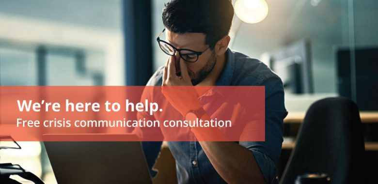 The Fletcher Group offers free crisis communications consult.
